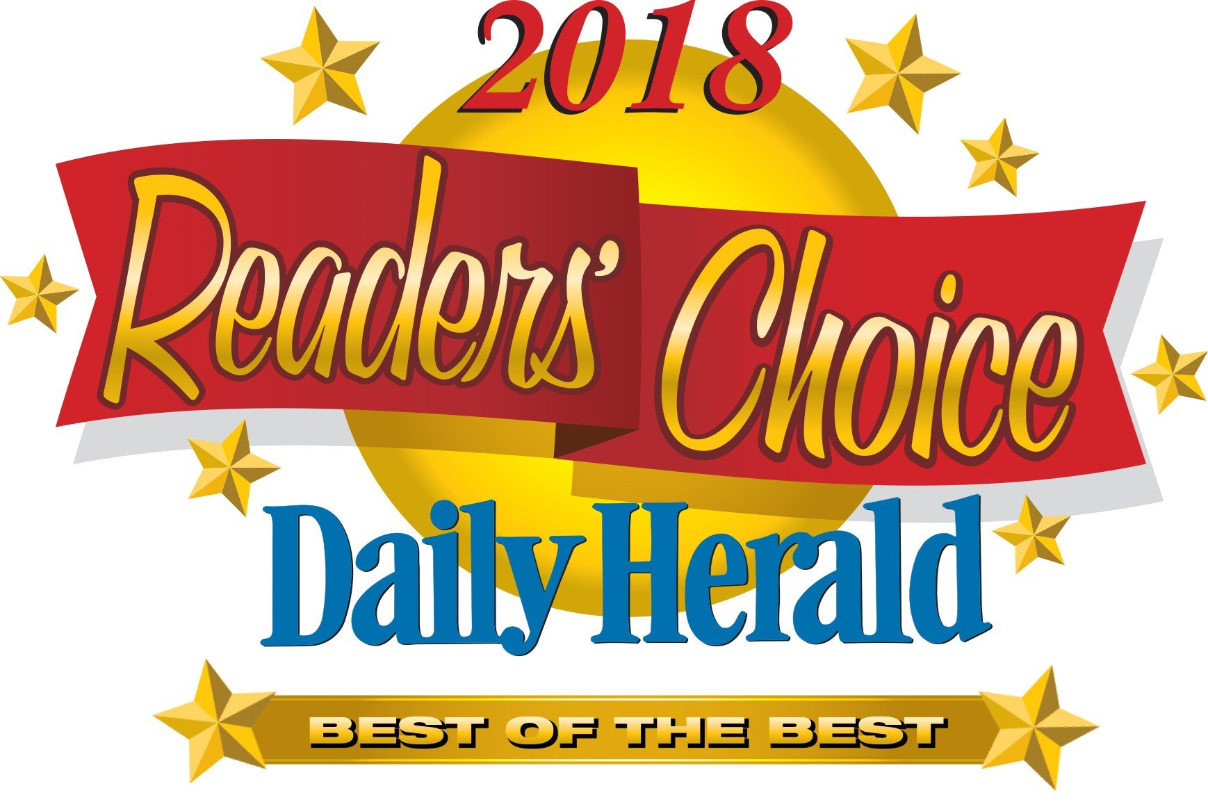 Daily Herald Best of the Best Winner